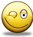 Smiley_zwinkerd